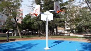 3 lü Basketbol Potası